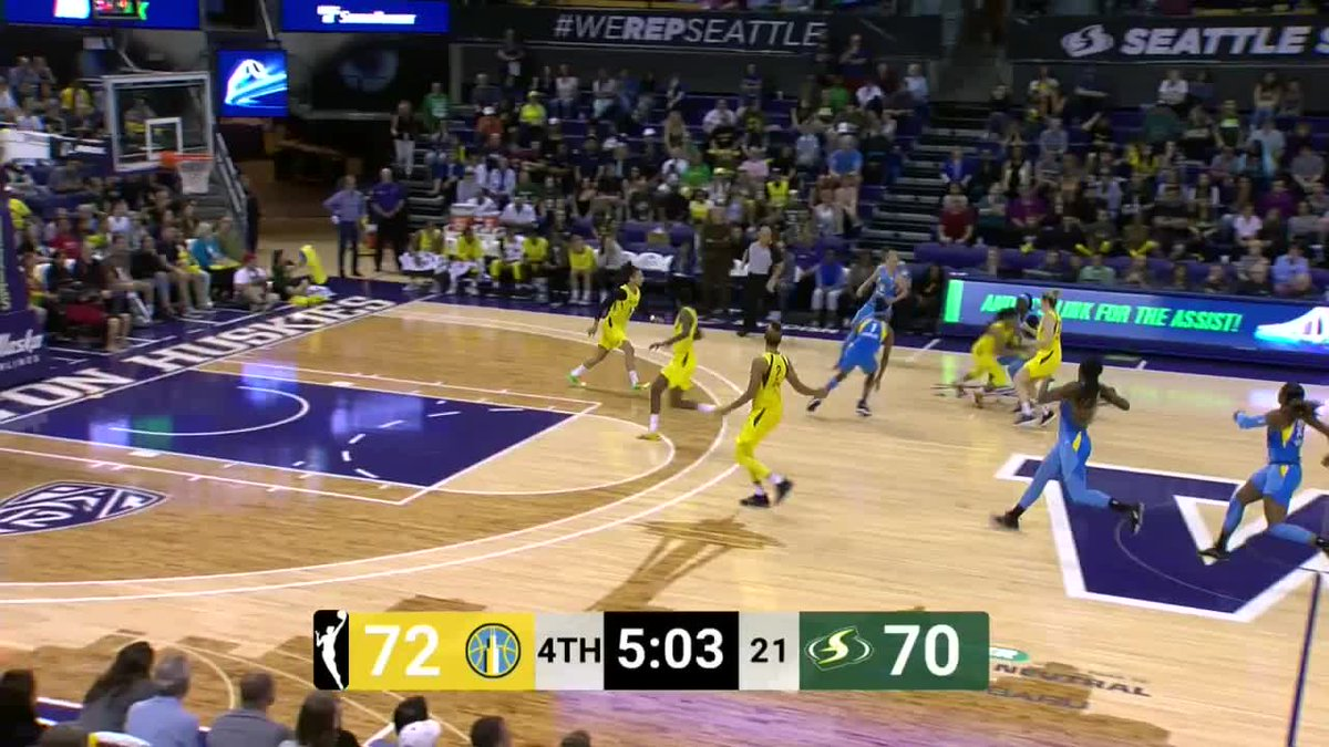 Can we talk about this steal, though? 😳  Vote Jordin into the All-Star Game 👇  http://bit.ly/VoteCanada2019  #WeRepSeattle #GoGoSeattleStorm