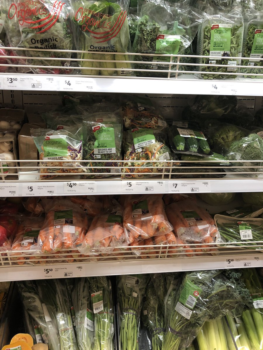 Coles Supermarkets On Twitter Thanks For Raising Your Concerns With Us We Make Every Effort To Prioritise The Selling Of Loose Fruit And Vegetables To Minimise Packaging As Much As Possible However