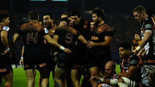#SúperRugby | Los Jaguares aplastaron a Brumbies y jugarán su primera final