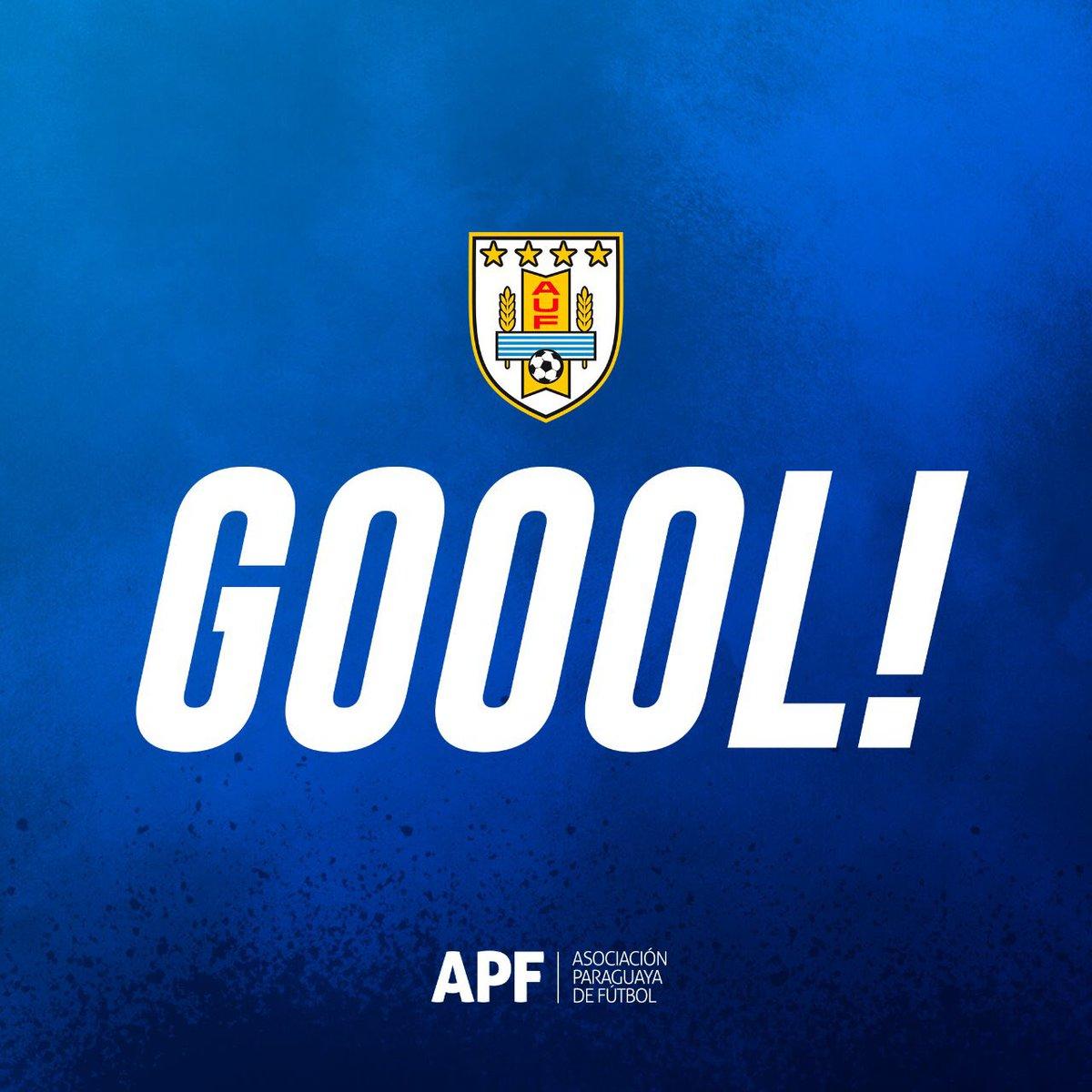 #FutsalAPF #AlbirrojaFutsalFIFA  #AmistosoInternacional   🗓Partido de Vuelta.   ⌛️5' ST | GOOOOLLL de Uruguay, Yhordi Seguí pone en ventaja a los uruguayos.   🇵🇾 #Paraguay (2) - #Uruguay🇺🇾 (3).  #VamosParaguay