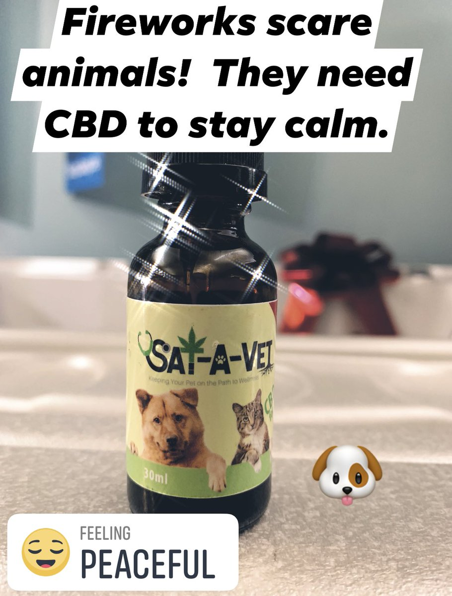 Fireworks for people & pets can be very difficult. Please get them chipped & get CBD so they remain calm!  #fireworks #4thofjuly #boomingnoise #scaryfordogs #cbdcalm #cbd #stlouiscbd #purecannaceutical https://t.co/Y6AQJBCPsf