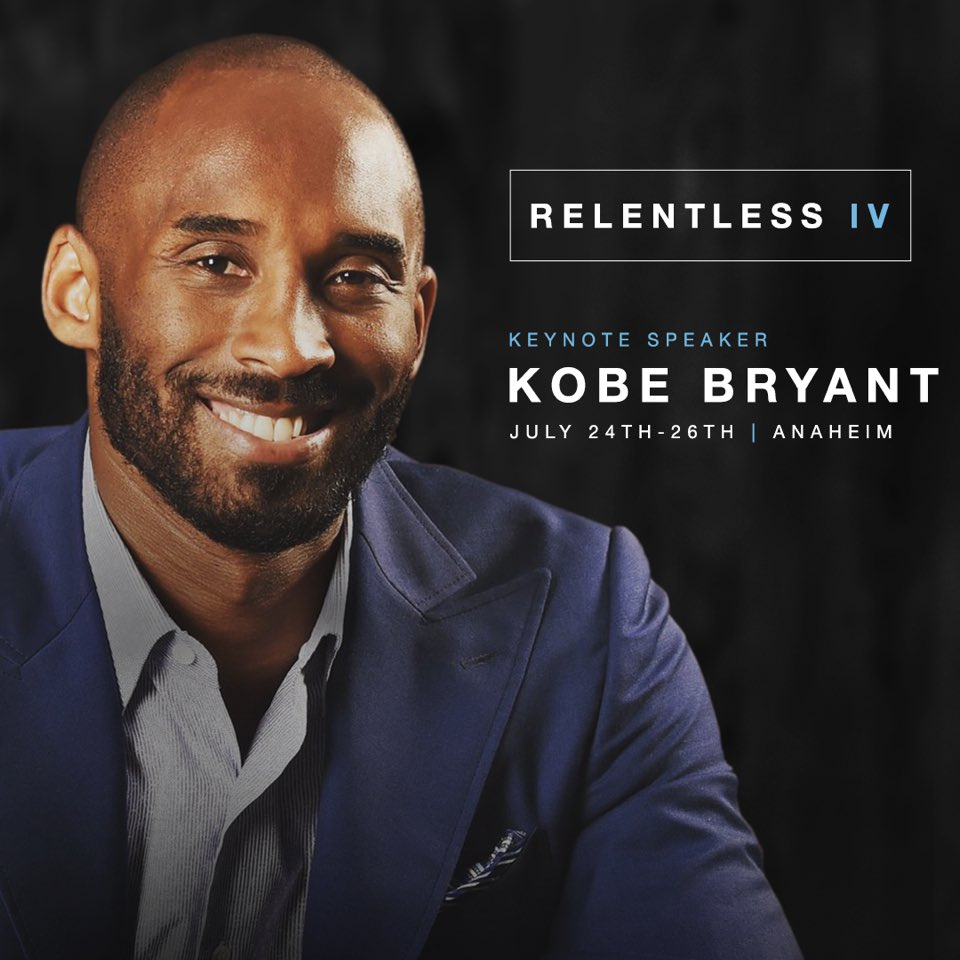 Kobe Bryant On Twitter Being Successful Means Being