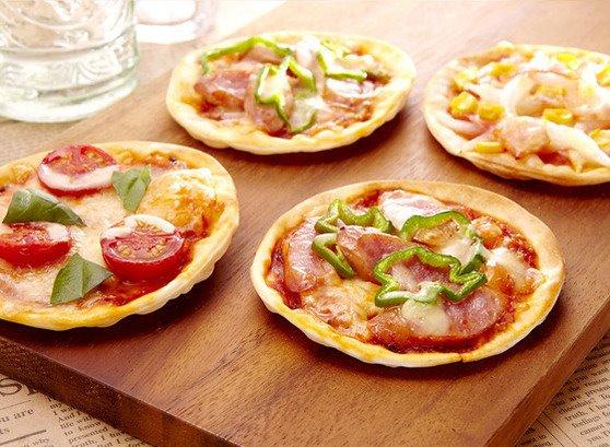 手軽に家でピザを食べたい人はモランボンのピザ生地を買うべし!