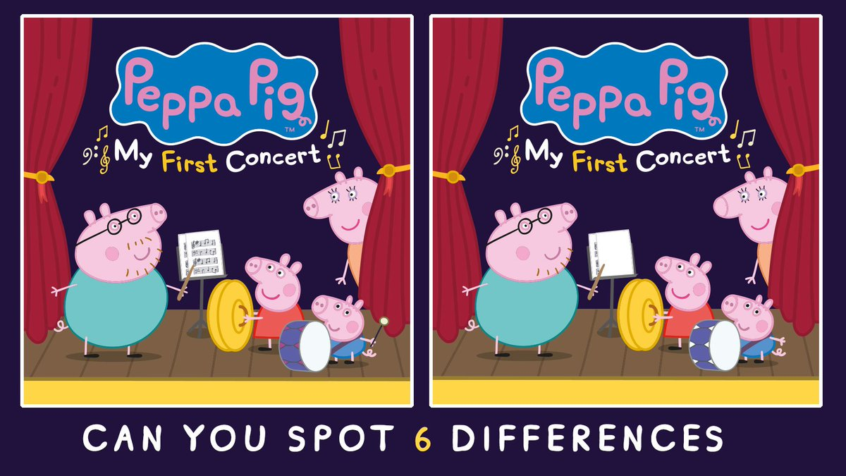 Peppa Pig Live (@PeppaPigLive) | Twitter