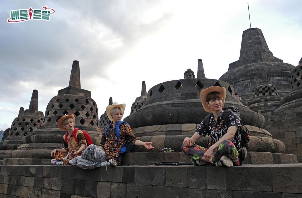 Image result for seventeen at jogjakarta