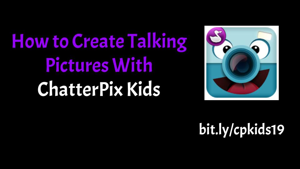How to Create Talking Pictures With ChatterPix Kids #educators feeds.feedblitz.com/~/603717288/0/…