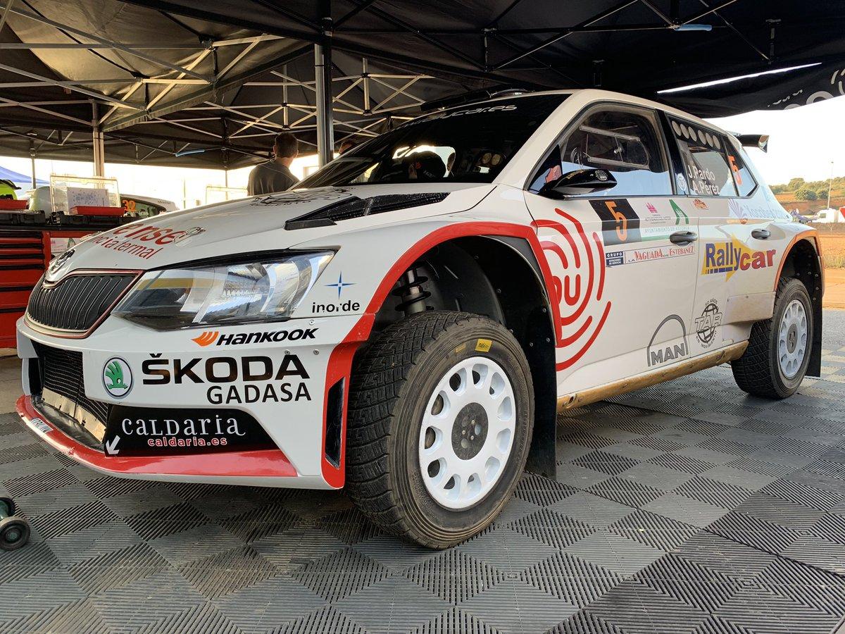 SCER + CERT: III Rallye de Tierra Ciudad de Astorga [28-29 Junio] D-NSOc3XsAEMADe