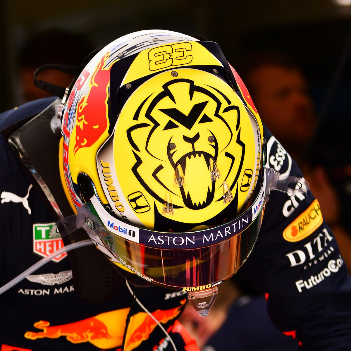Fine-tuning our set up and then it's qualifying time! 🦁 #UnleashTheLion #KeepPushing #AustrianGP 🇦🇹