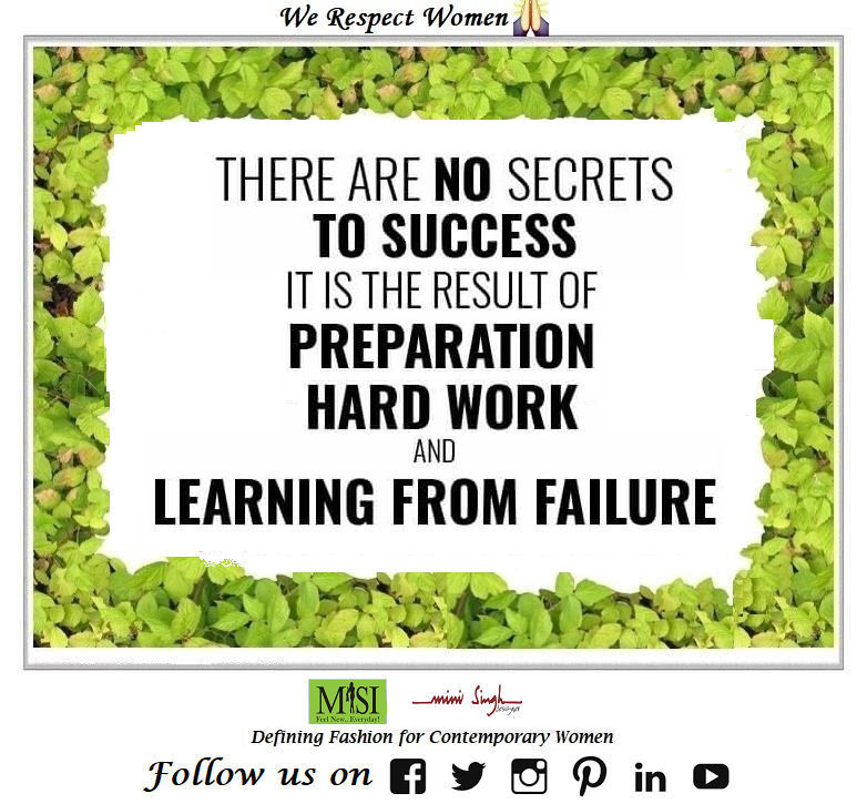 #Success is achieved with thorough #planning, #hardwork and #learning from our failures. Have A Nice #Weekend!! #Minisinghwishes #Minisinghmotivation #Minisinghinspiration #Minisinghoptimism #MinisinghPositivity #MinisinghThoughts
