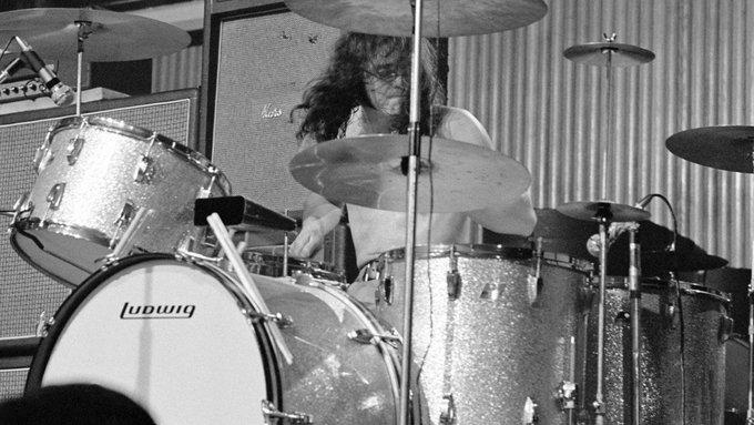 Happy birthday, Ian Paice, great drummer.