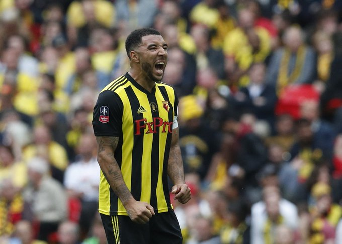 Happy birthday, Troy Deeney! 9 years at Watford  123 goals FA Cup runner-up  Captain. Leader. Cojones.