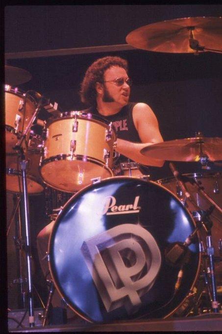 Happy 71th Birthday to Ian Paice.          DEEP PURPLE ~ Highway Star