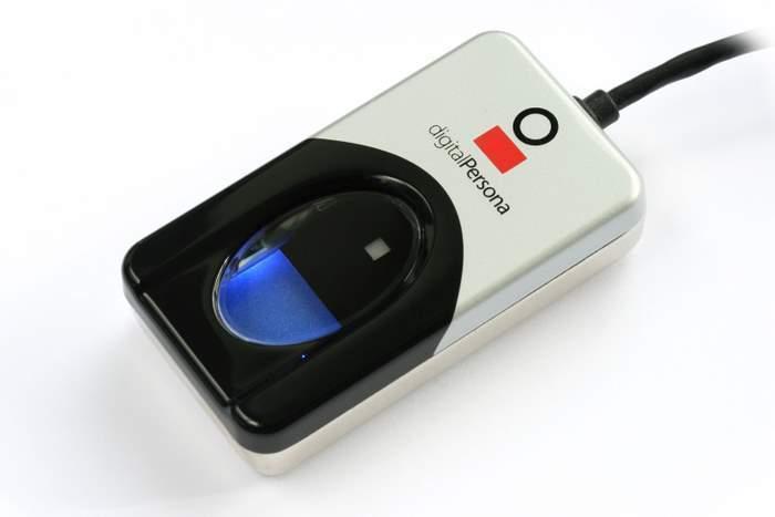 Jquery Fingerprint Scanner
