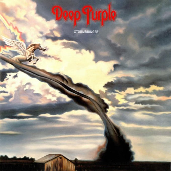 Stormbringer by Deep Purple Happy Birthday, Ian Paice