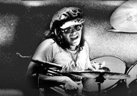 Happy birthday to Deep Purple\s Ian Paice!