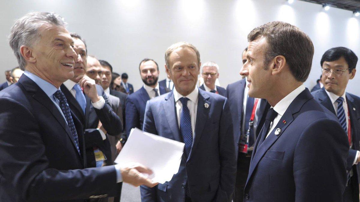 #HistóricaNegociación | Se firmó el acuerdo de libre comercio entre Mercosur y UE