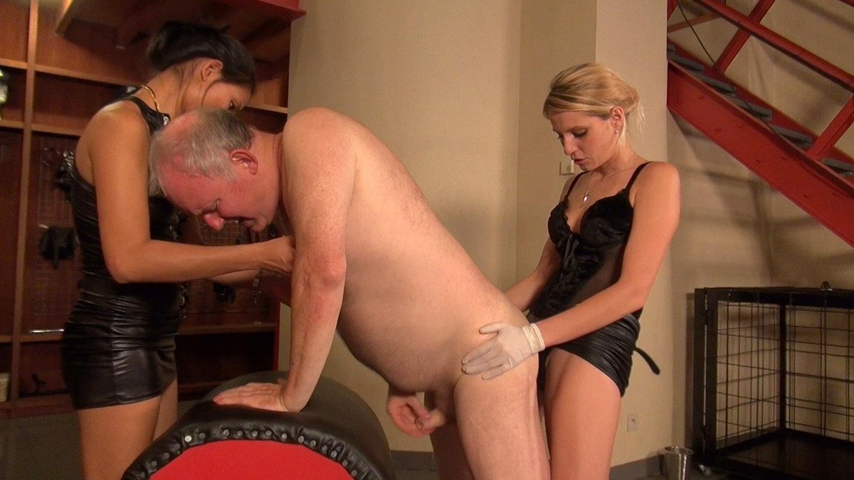 Male dominant wife husband video — img 4