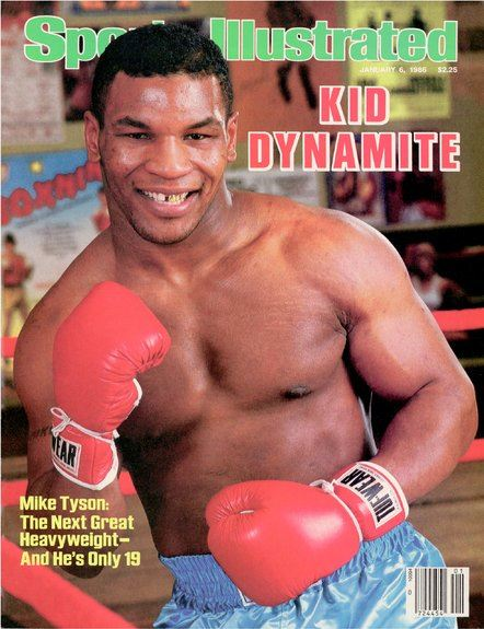 """June 30:Happy 53rd birthday to former professional boxer,Mike Tyson (\""""youngest boxer to win a heavyweight title\"""")"""