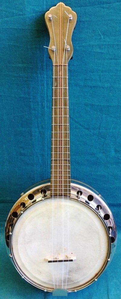 1920s Gaetano Puntolillo ss stewart majestic banjo Ukulele