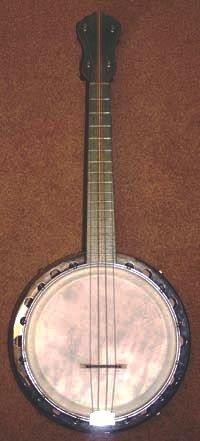 1920s Gaetano Puntolillo majestic banjo Ukulele