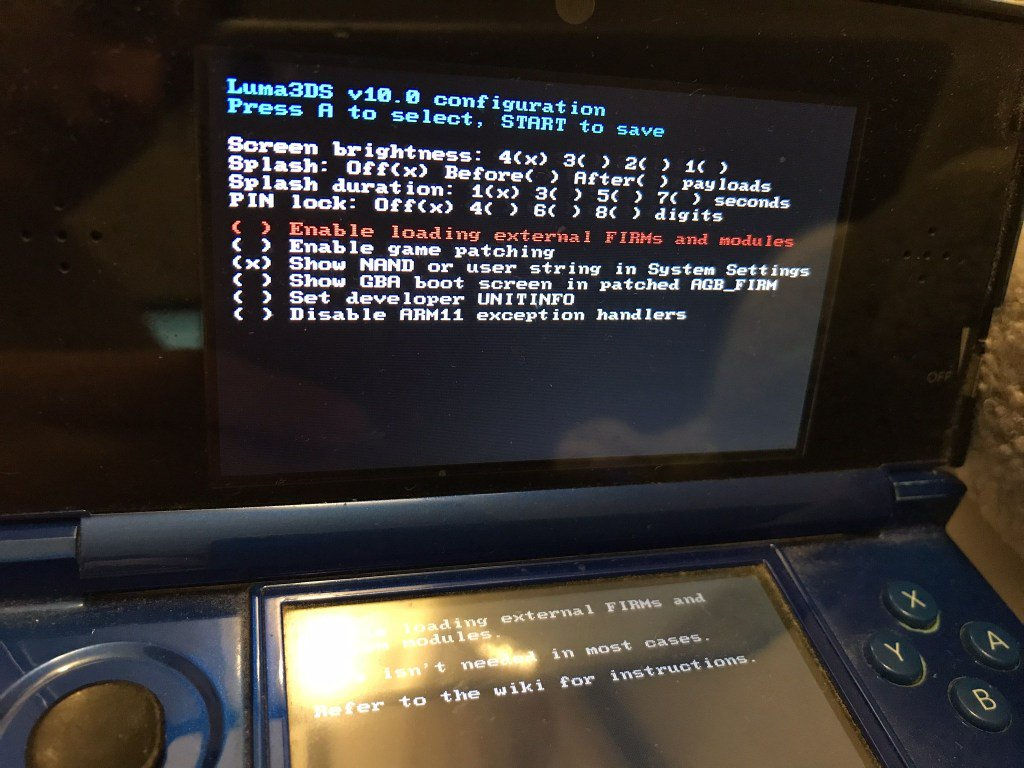 Homebrew Browser 3ds