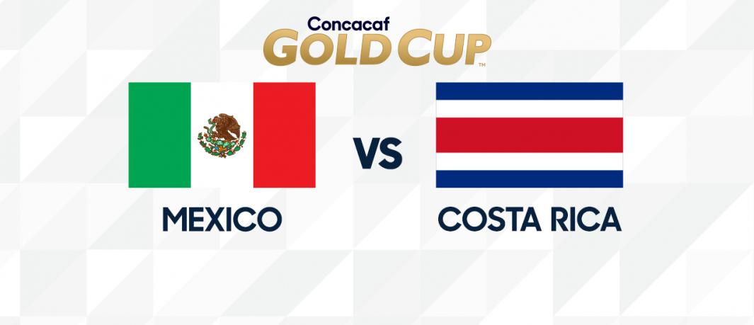 México derrota a Costa Rica  en penales Copa Oro 2019