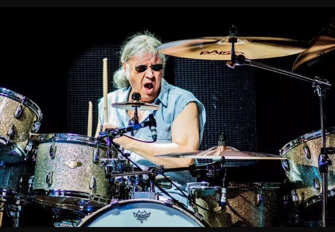 Happy birthday Ian Paice! One of my biggest influence as a drummer!