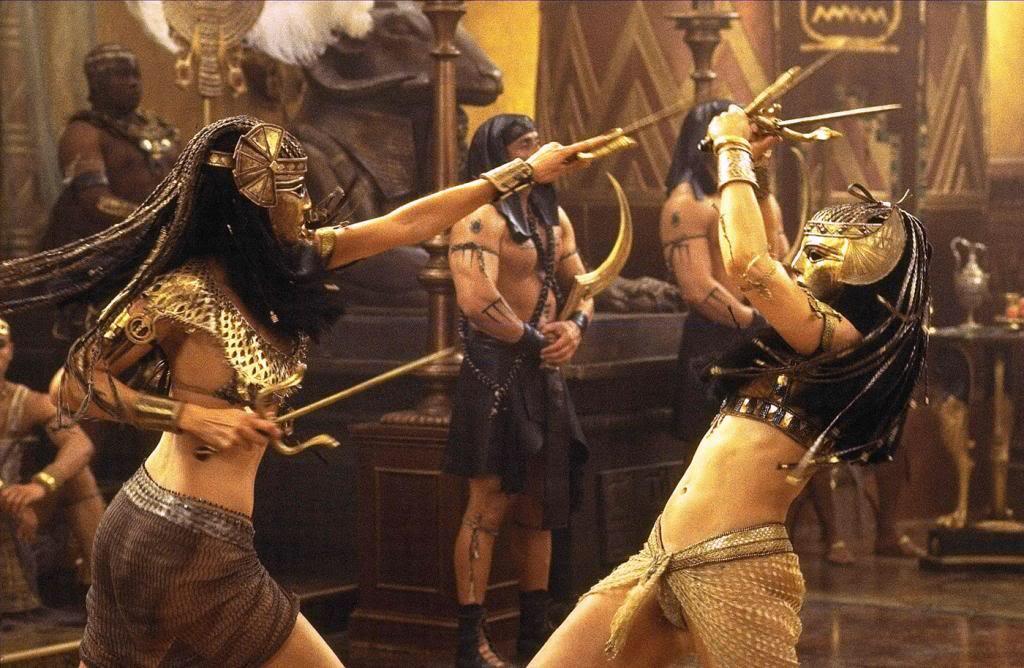 Смотреть порно фильмы мумия возвращается — img 4