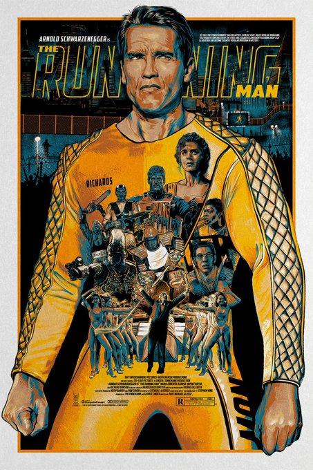 The Running Man  (1987) Happy Birthday, Maria Conchita Alonso!