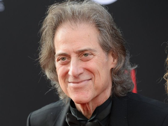 Happy 72nd Birthday to stand-up comedian and actor, Richard Lewis!