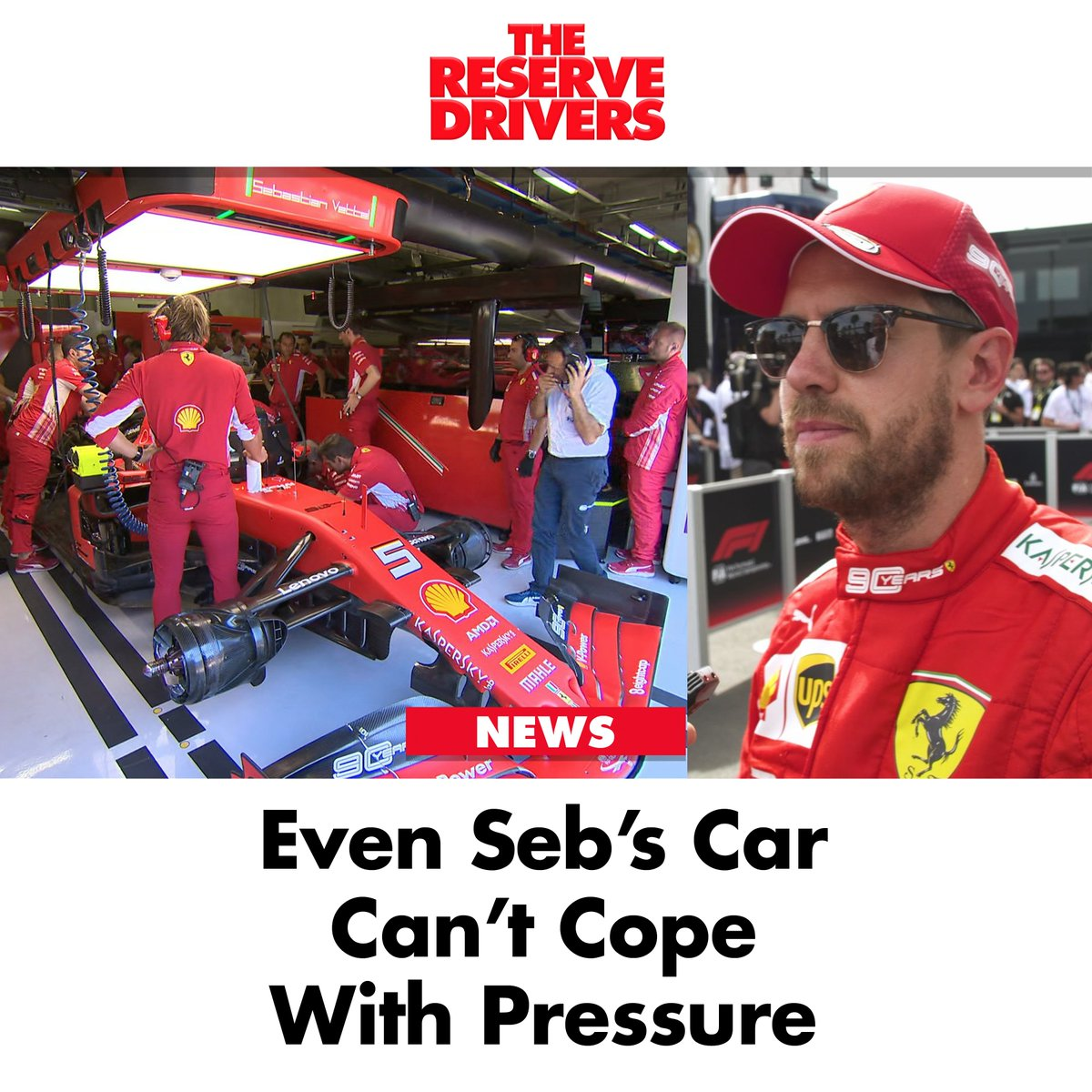Breaking news from the #AustrianGP 🇦🇹  #F1 #Formula1 #SkyF1 #Vettel #F1Qualifying