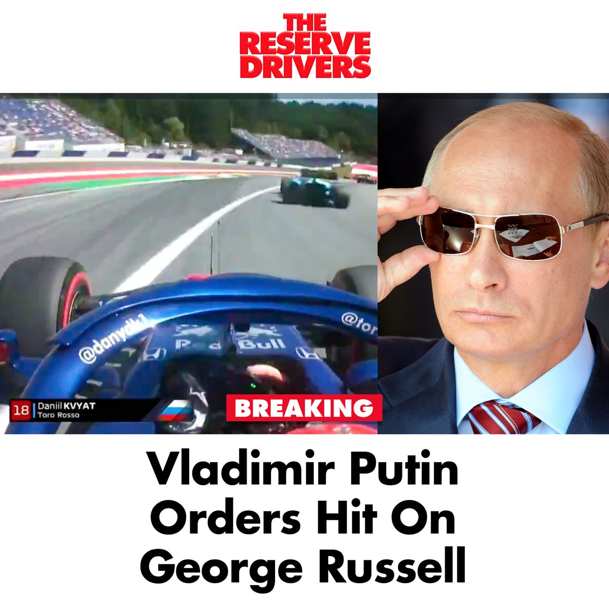 The fallout from #GeorgeRussell and #Kvyat from the #AustrianGP 🇦🇹  #F1 #Formula1 #SkyF1 #F1Qualifying