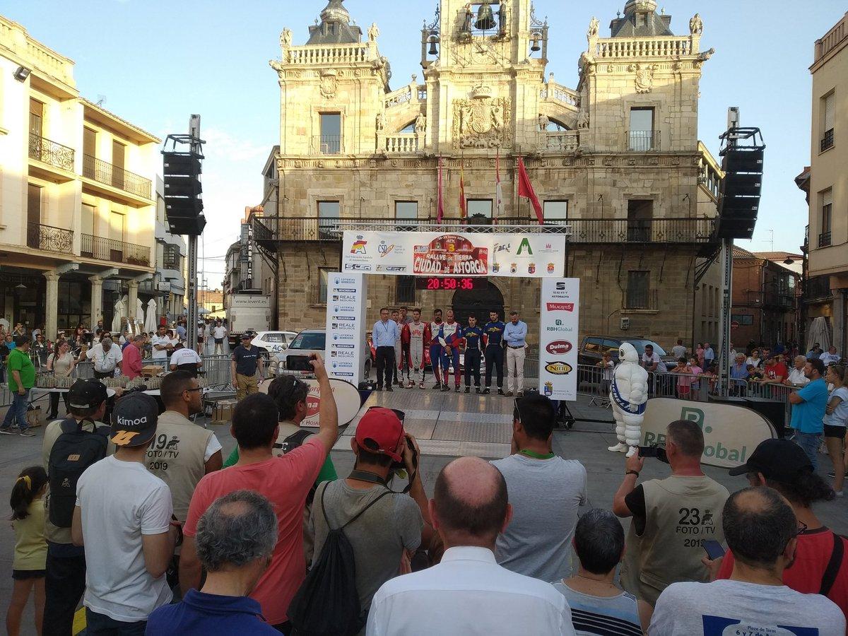 SCER + CERT: III Rallye de Tierra Ciudad de Astorga [28-29 Junio] - Página 2 D-QB-_tXkAEBkL3