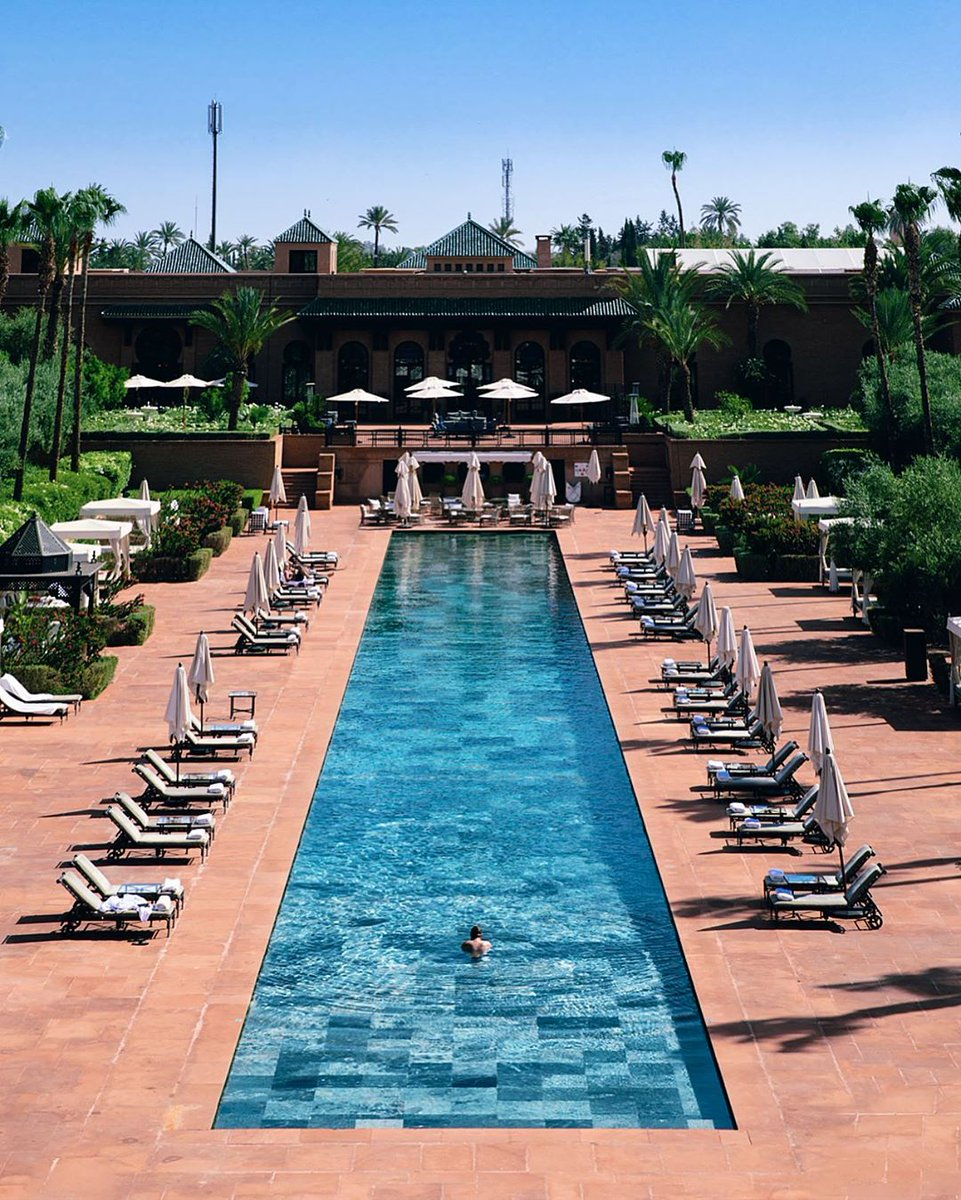 Magic Pool from Marrakech 🇲🇦 https://t.co/4nhsZ6XU9v https://t.co/ssUzGeb8yd