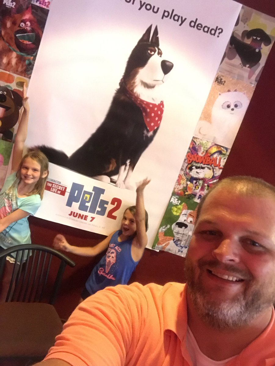 Daddy Daughter date with both my girls!!!