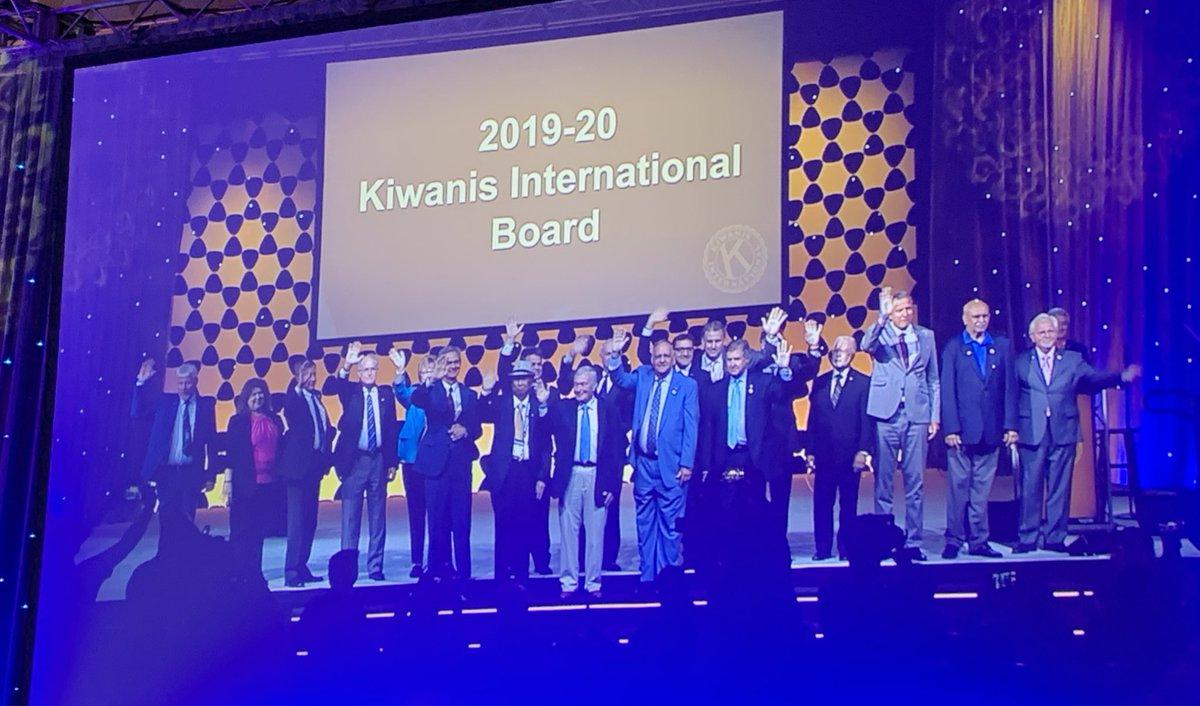 Kiwanis Convention 2020