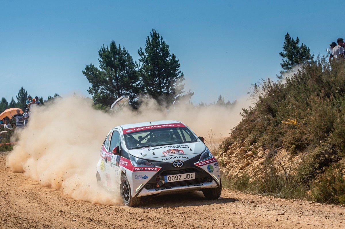 SCER + CERT: III Rallye de Tierra Ciudad de Astorga [28-29 Junio] - Página 2 D-QOGj7X4AIH7Yr