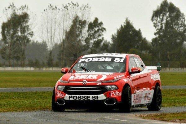 #TCPickUp | Rodríguez conquistó su primera pole position