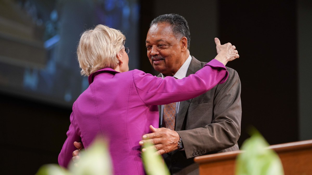 .@RevJJackson and @RPCoalition are on the front lines for racial and economic justice in our country. I'm grateful to be a part of the #RPCCONV2019.