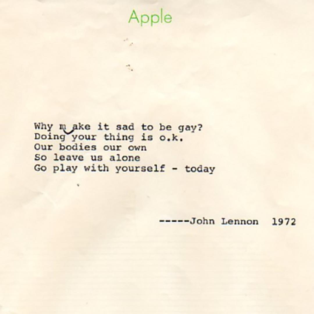 John Lennon Poems 5