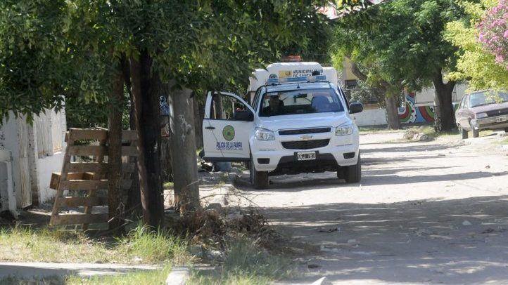 #Rolón | Murió una mujer al prenderse fuego su casa