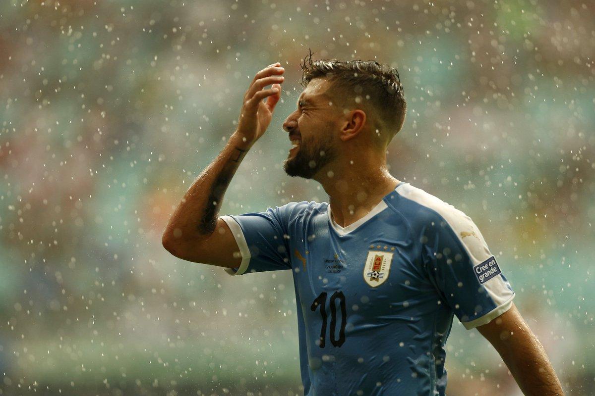 Копа Америка. Уругвай - Перу 0:0 (пен. 4:5). Ех, Суарес - изображение 3