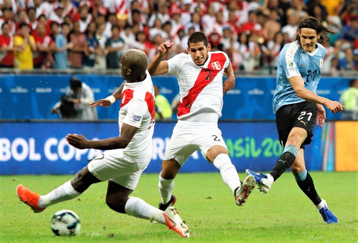 Копа Америка. Уругвай - Перу 0:0 (пен. 4:5). Ех, Суарес - изображение 5