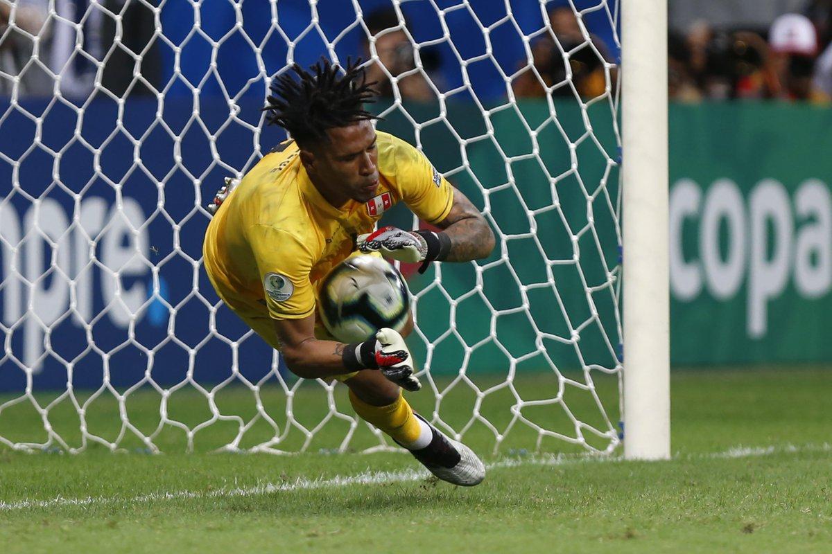 Копа Америка. Уругвай - Перу 0:0 (пен. 4:5). Эх, Суарес - изображение 1