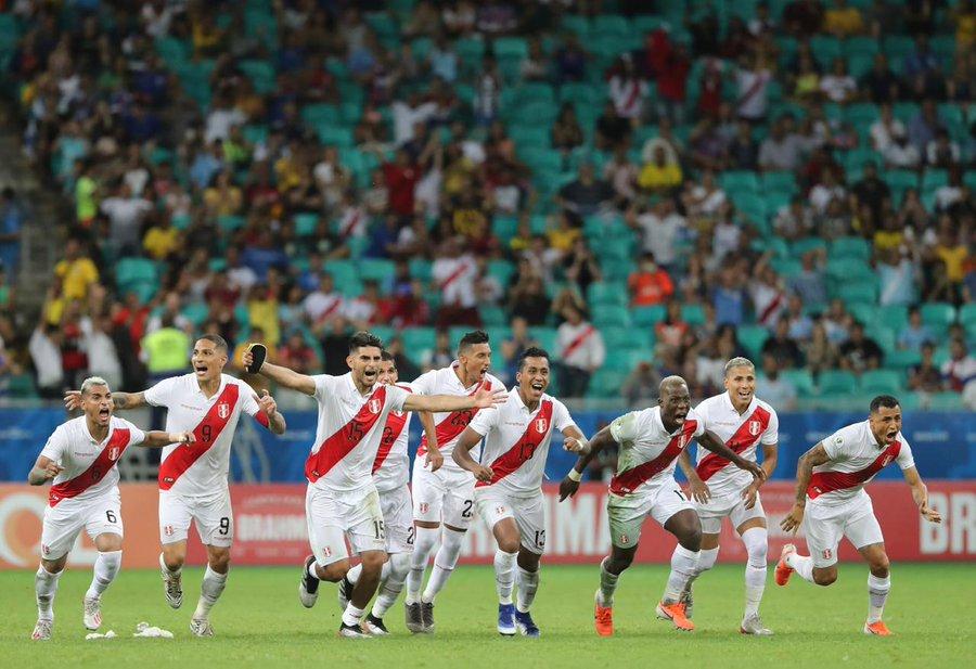 ركلات الترجيح تؤهل بيرو إلى نصف نهائي كوبا أمريكا على حساب الأوروغواي