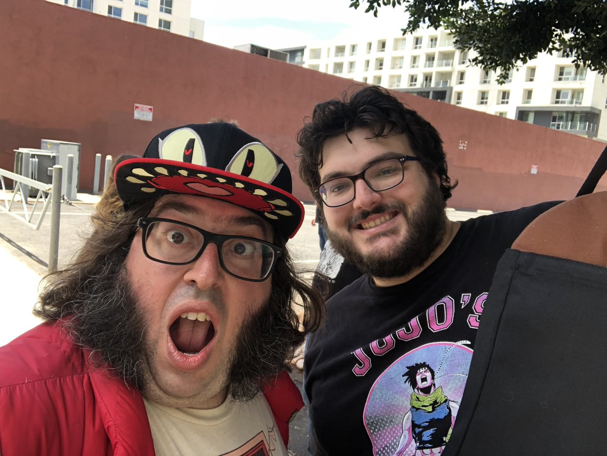 Kyle A Carrozza On Twitter Game Grumps Garage Sale Was Crazy Go Nuts Mort3mer Gave Me A Hat Cause She S Nice Also I Found This Swell Rosen Thorne Https T Co Wjxkecvqc0