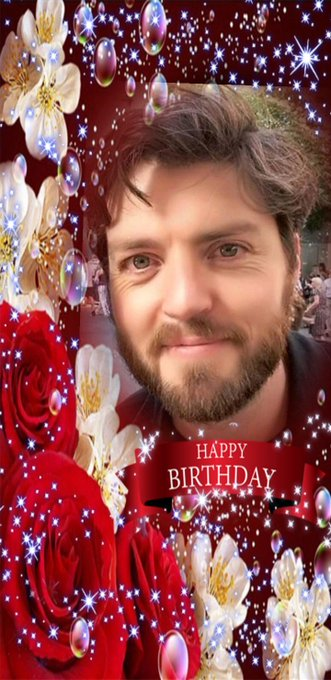 Happy birthday to our fantastic Tom Burke !