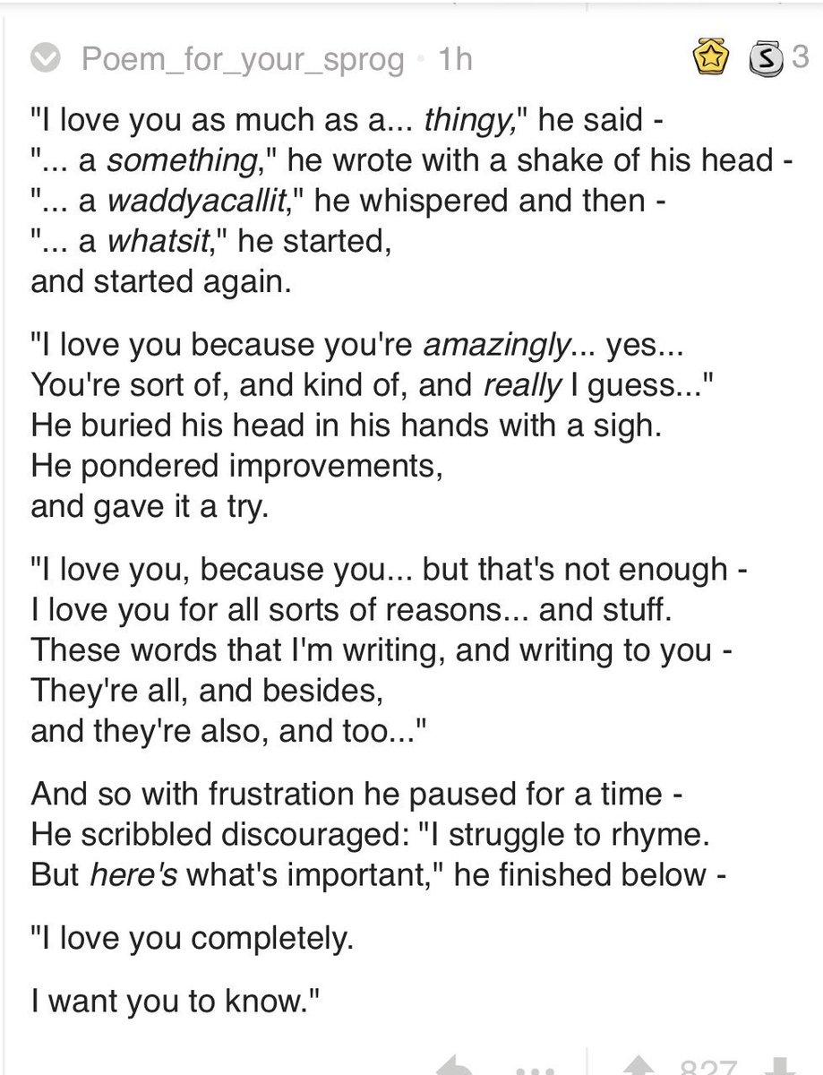 Poem_for_your_sprog (@Poem4your_sprog) | Twitter