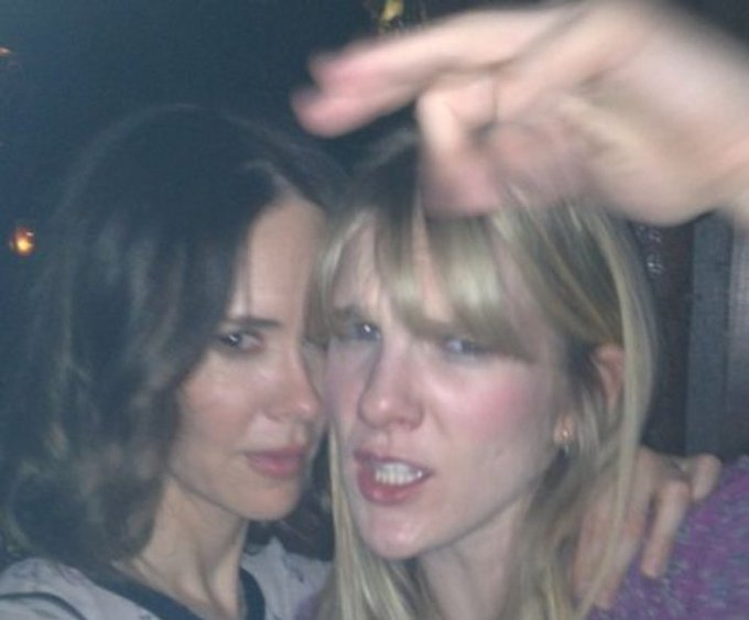Happy Birthday to this babe, Lily Rabe!