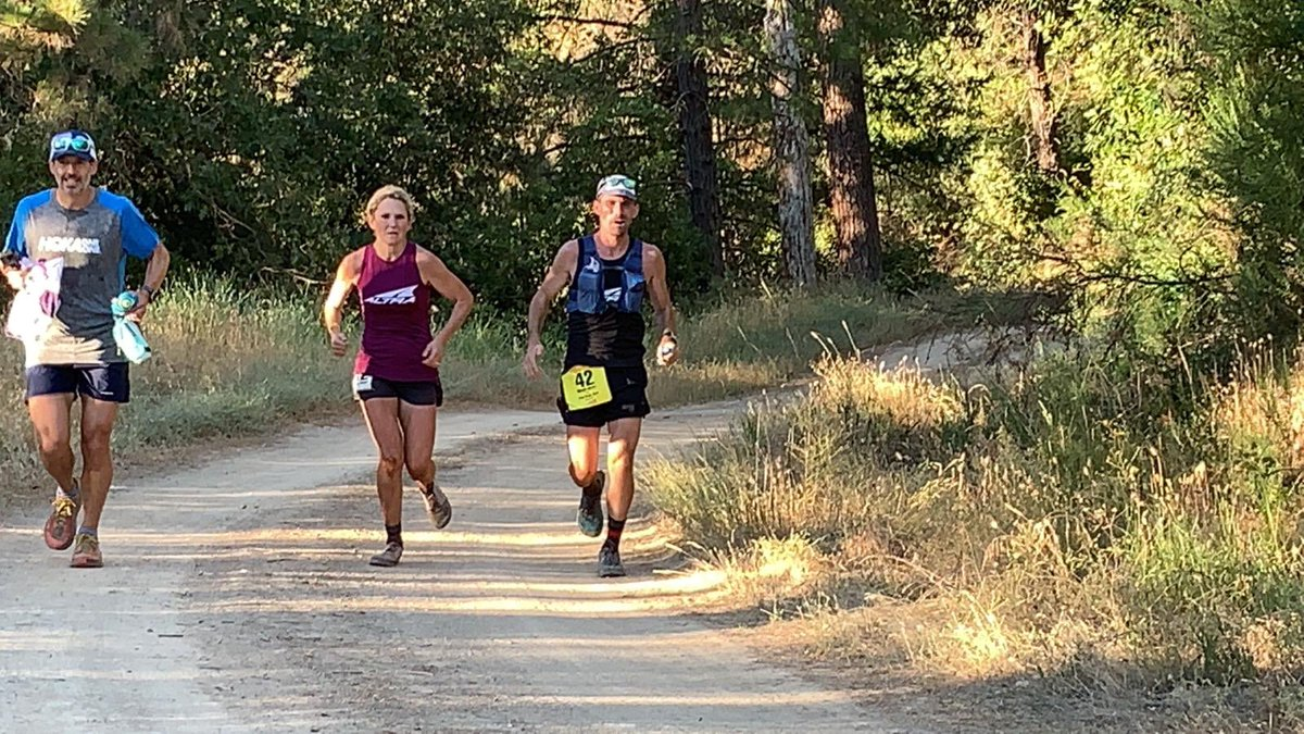 Nicole Bitter is seventh to mile 79.8 (+40'). #WS100